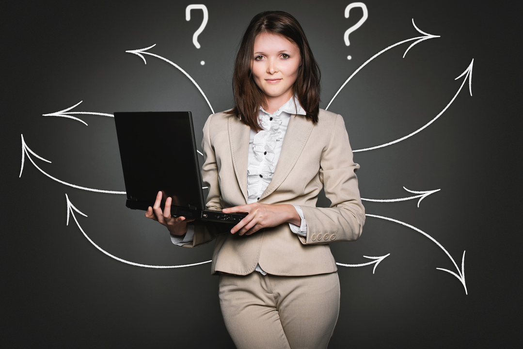 Do you know what successful businesswomen do When they take business decisions?