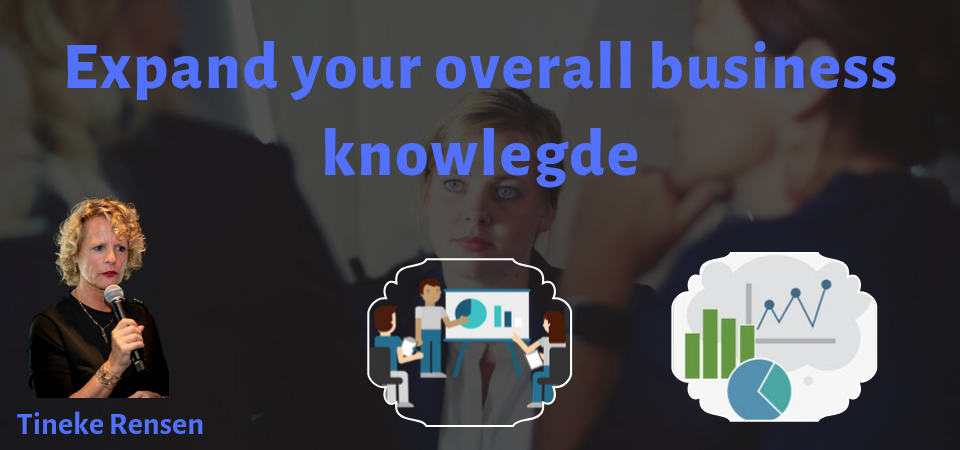 Expand your business knowledge