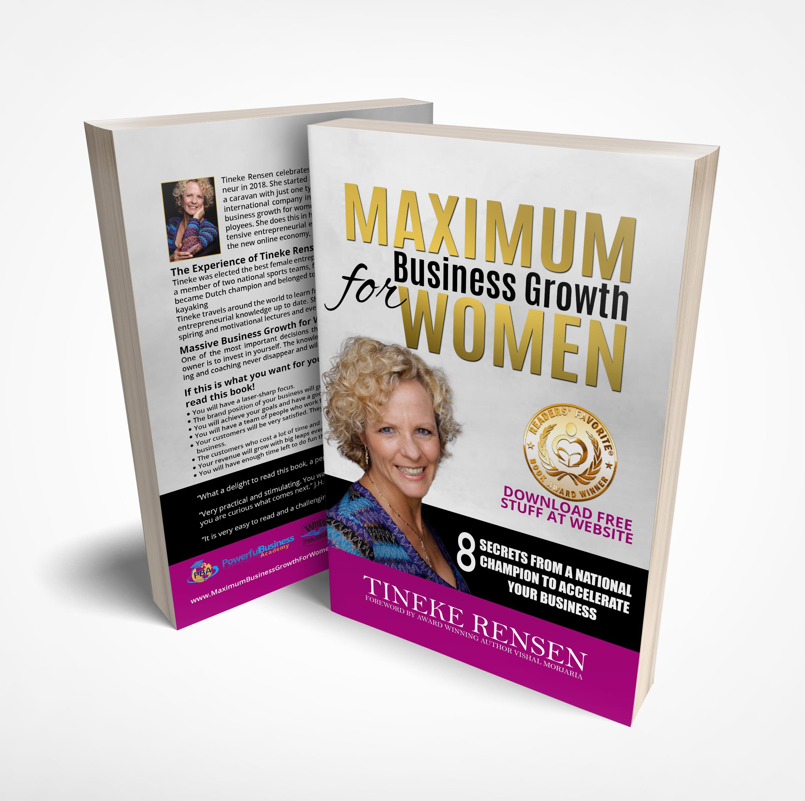 Maximum Business Growth for Women